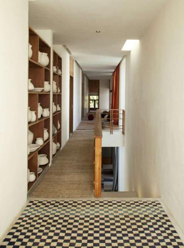 Checkerboard (custom) | Kathmandu Retreat House | Donovan Hill Architects