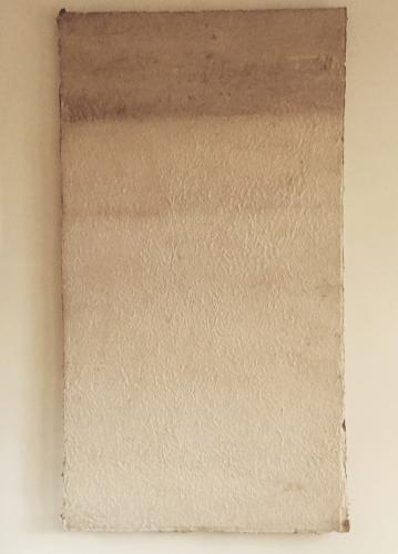 hand-made lokta paper wall-panel