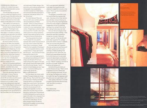 Inside magazine 2005