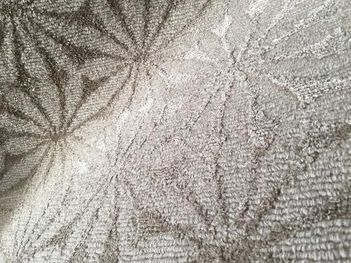 Matsuri (pewter) detail